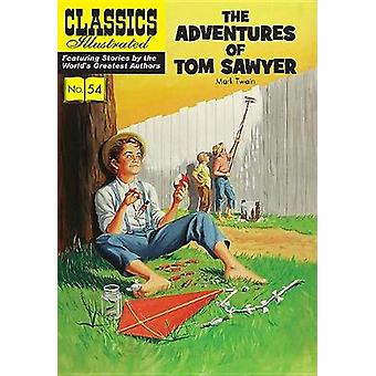 The Adventures of Tom Sawyer by Mark Twain - 9781911238485 Book