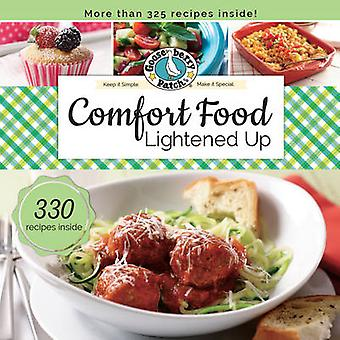 Comfort Food Lightened Up by Gooseberry Patch - 9781620932261 Book