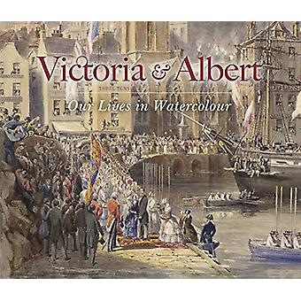 Victoria & Albert - Our Lives in Watercolour by Carly Collier - 97