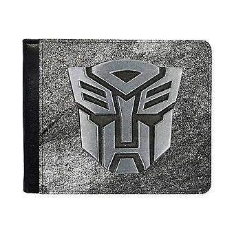 Transformers Autobots 2-delad Plånbok