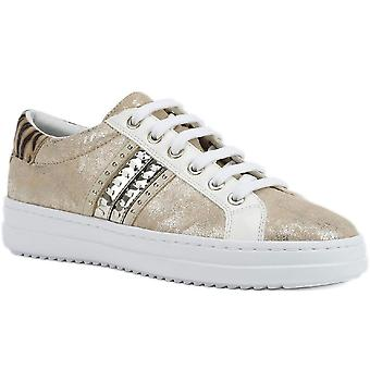Geox D Pontoise D Womens Casual Trainers