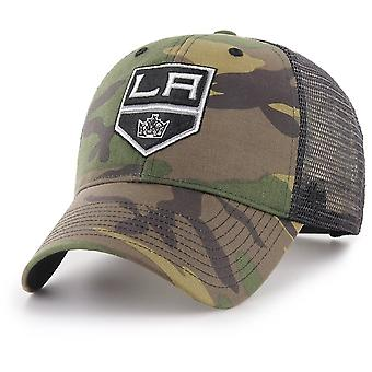 47 fire Snapback Cap - BRANSON Los Angeles Kings camo