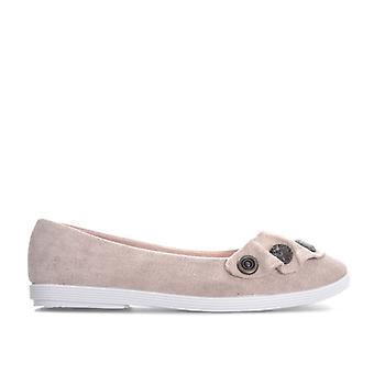 Chaussures de ballet Blowfish Malibu Grahm en rose