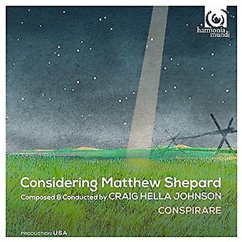 Conspirare - med tanke på Matthew Shepard [SACD] USA import