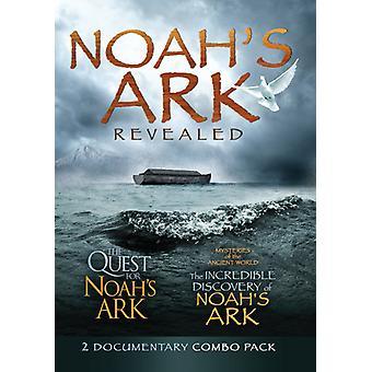 Noah's Ark Revealed-Documentary Combo Pack [DVD] USA import