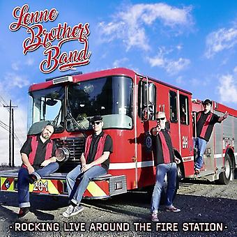 Rocking Live Around The Fire Station [CD] USA tuonti