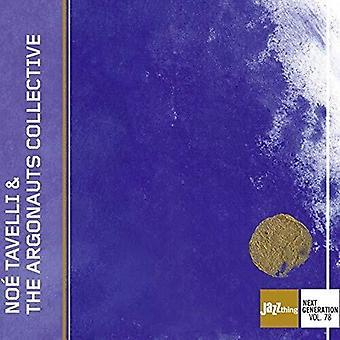 Tavelli & Argonauts Collective [CD] USA import