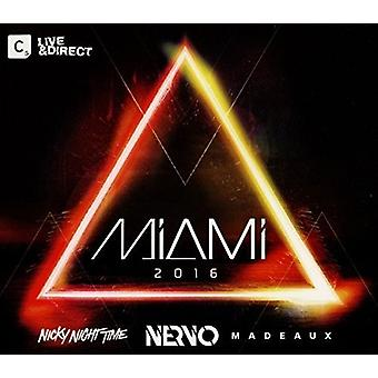 Various Artist - Miami 2016 (Mixed by Nervo - Nicky Night) [CD] USA import