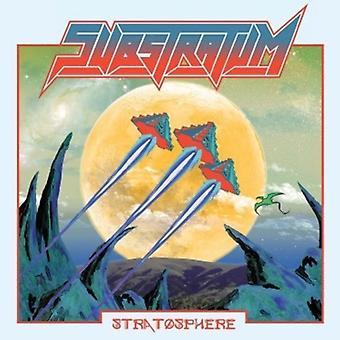Substratum - Stratosphere [CD] USA import