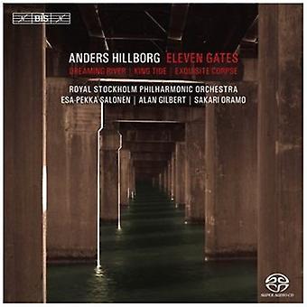 Anders Hillbord - Anders Hillborg: Eleven Gates [SACD] USA import