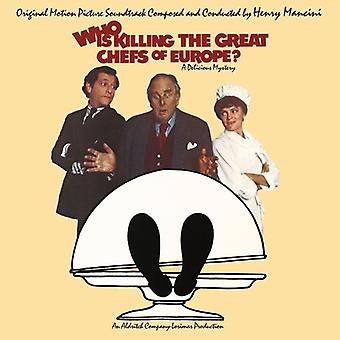 Henry Mancini - Who Is Killing the G [CD] USA import