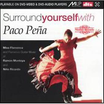 Omge dig med Paco Pena [DVD-Audio] USA import