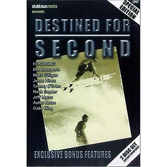 Destined for Second [DVD] USA import
