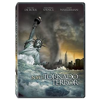 Nyc: Tornado Terror [DVD] USA import