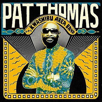 Pat Thomas & Kwashibu Area Band - Pat Thomas & Kwashibu Area Band [CD] USA import