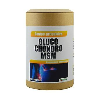 Glucosamine and Chondroitin MSM 180 tablets of 675mg