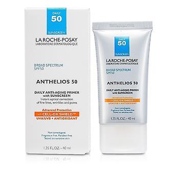 Anthelios 50 dagelijks anti aging primer met suncreen 145159 40ml/1.35oz