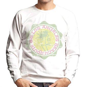 Route 66 Original Light Beach Wear Men's Sweatshirt
