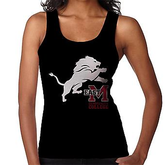 East Mississippi Community College Lion And Logo Women's Vest