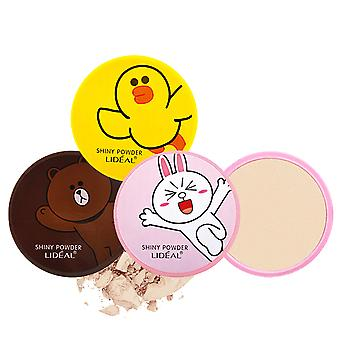 Makeup Foundation Contour Powder - Crema minerale naturale in polvere per la finitura della pelle,