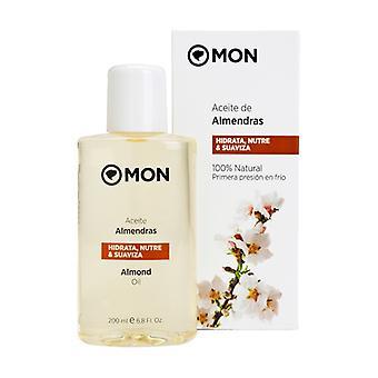 Almond Oil for Massage 200 ml