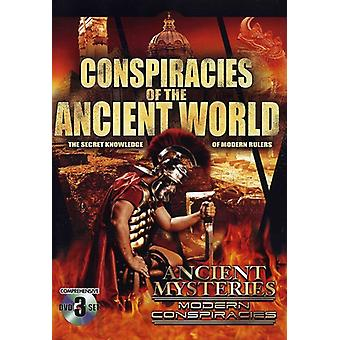Conspiracies of the Ancient World: Centu [DVD] USA import