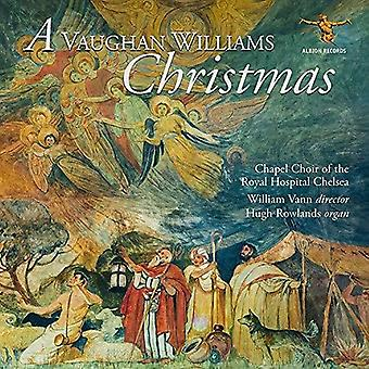 Williams / Rowlands / Murphy - Vaughan Williams Christmas [CD] USA import