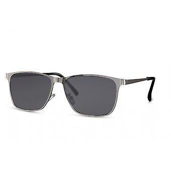 النظارات الشمسية الرجال ووكر الرجال كامل مؤطرة كات. 3 فضة / أسود