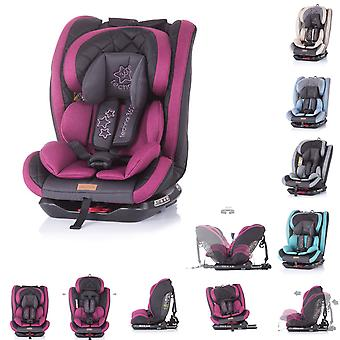 Chipolino child seat Techno Group 0+/1/2/3 (0 - 36 kg) Isofix, 360 graus rotativo
