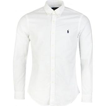 Polo Ralph Lauren Slim Fit ropa teñida camisa