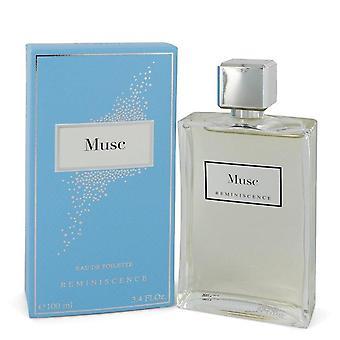 Reminiscence musc eau de toilette spray by reminiscence 551079 100 ml