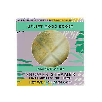 Lemongrass Scented Uplift Shower Steamer Mood Boosting Bath Bomb for Shower 140g