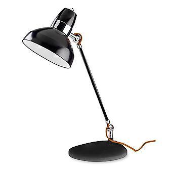 Leds-C4 - 1 Light Table Lamp Black, E27