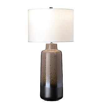 1 licht tafellamp keramiek, E27