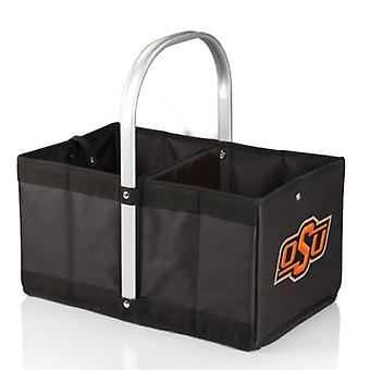 Urban Basket - Black (Oklahoma State Cowboys) Digital Print