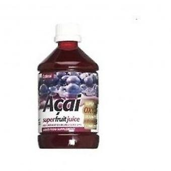 Aloe Pura - Acai Juice with Oxy3 500ml