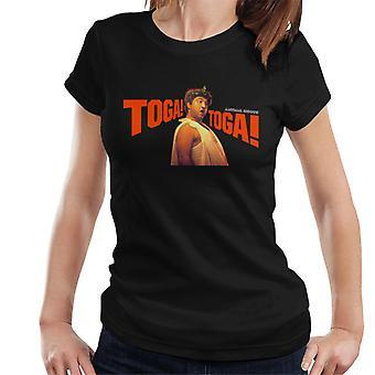 Animal House Bluto Toga Toga Kvinnor's T-shirt