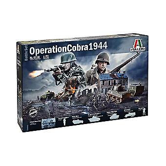 Italeri 1:72 Operatie Cobra 1944, 6116