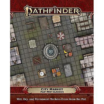 Pathfinder Flip-Mat Classics City Market