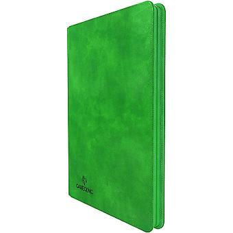 Gamegenic Zip-Up Álbum 18-Pocket - Verde