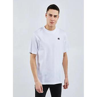 Russell Athletic Baseliners Short Sleeve T-Shirt - White
