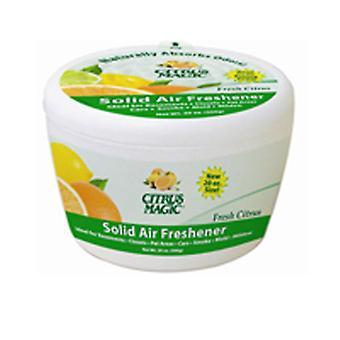 Citrus Magic Solid Air Freshener, Fresh Citrus 20 oz