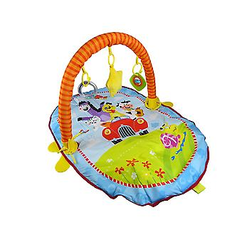 Baby gym jouer tapis compact baby activité gym voiture conception