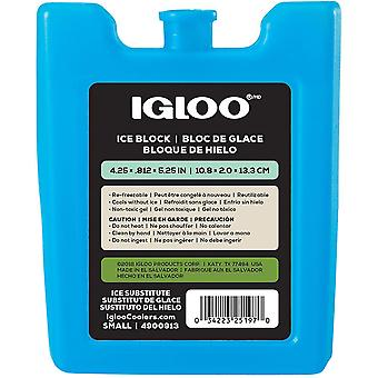 IGLOO MaxCold Small Ice Freeze Block - Blue