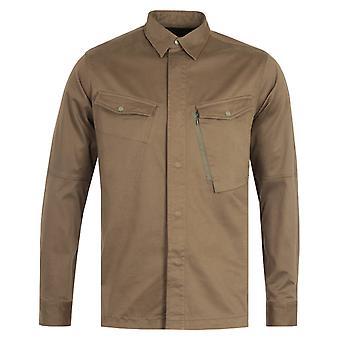 Maharishi Mil Spec Cellulose Olive Custom shirt