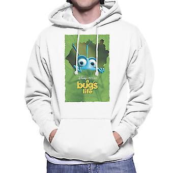 Pixar A Bug's Life Flik Leaf Poster Men's Hooded Sweatshirt