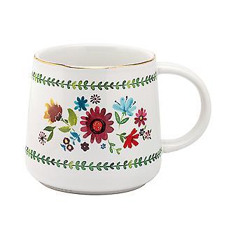 English Tableware Company Sabina Mug White DD3409B01