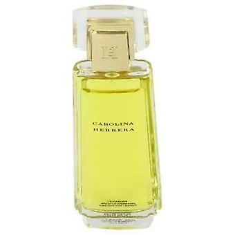Carolina Herrera by Carolina Herrera Eau de Parfum Spray (Tester) 3,4 oz (naiset) V728-446074
