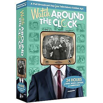 Watch Around the Clock [DVD] USA import