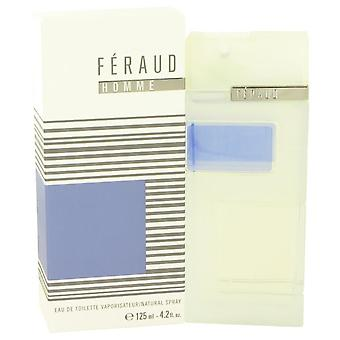 Feraud Eau De Toilette Spray By Jean Feraud 4.2 oz Eau De Toilette Spray
